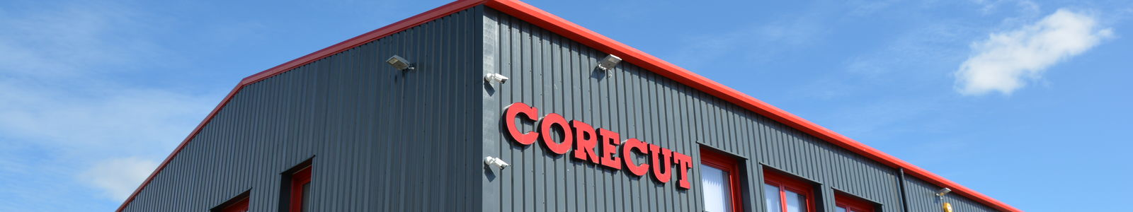 New Offices, Workshop and Stores for Corecut
