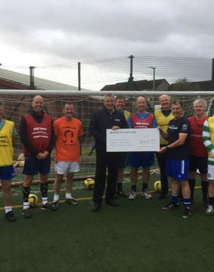 Kirriemuir Walking Football Group