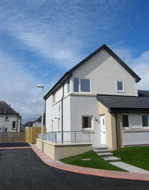 Kessock Court North, Inverness