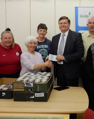 South East Edinburgh Food Bank